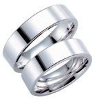 baltā zelta gredzeni,gredzeni no baltā zelta, cena baltā zelta gredzeniem, baltā zelta gredzeni, laulību gredzenu komplekts, cena par komplektu