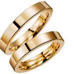 kantaini laulību gredzeni, gredzenu komplekts