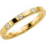Laulību gredzeni ar briliantiem