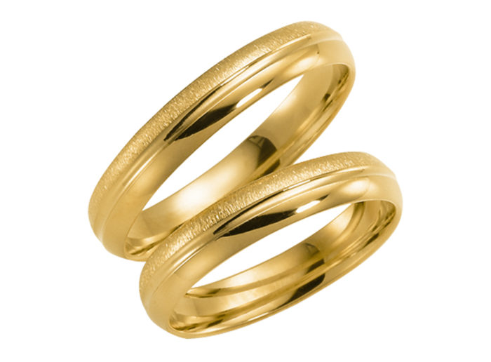 Matēti laulību gredzeni, Laulību gredzeni обручальное кольцо