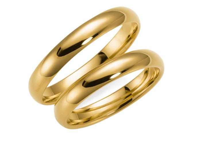 laulības gredzeni, Laulību gredzeni, klasiski gredzeni