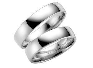 Baltā zelta laulību gredzeni, laulību gredzeni, gredzeni
