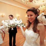 kāzas piena muižā, dūjas kāzās