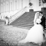 kāzas Rundāles pilī
