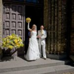 kāzas Torņkalna baznīcā