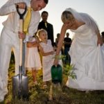 bērni kāzās, kāzu tradīcijas