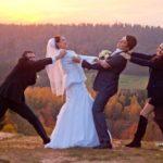 jautri kāzu foto