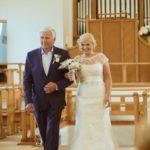 kāzu ceremonija baznīcā