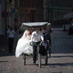 kāzas Vecrīgā