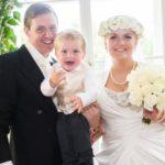 bērni kāzās, karaliskas kāzas
