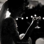 līgavas foto kāzās