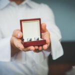 līgavaiņa aproču pogas
