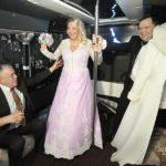 party buss kāzās