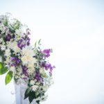 kāzu floristika, ziedi kāzās, kāzu arka