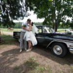 kāzu retro auto