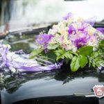 kāzu auto, kāzu floristika