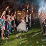 Debesu bļoda, mičošana kāzās