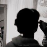 kazu foto, melnbalts kāzu foto