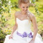 ceriņu krāsa kāzās