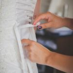 kāzu kleita, rīta pucēšanās