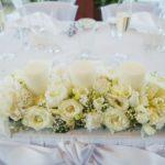 kāzu noformējums, kāzu floristika