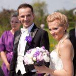 Dobeles ceriņdārzs kāzās