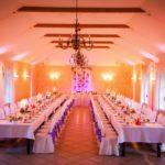 Billes nams kāzām, kāzu viesu zāle