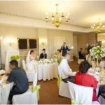 Skrundas muiža kāzās, kāzu viesību zāle