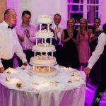 kāzu torte, Vinteru kāzas, Jānis prec Signiju