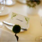 kāzu galda kartes