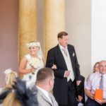 kāzu ceremonija Mežotnes pilī