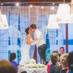 jaunais pāris, rūgts kāzās