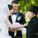 pāra emocijas kāzās
