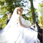 izjādes kāzās, zirgi kāzās