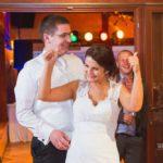 jautrība kāzās, kāzu dejas