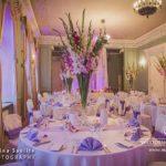 Mežotnes pils kāzām, kāzu viesību zāle