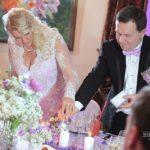 mazas kāzas, trīs sveces kāzās