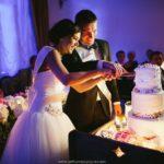 Lāču torte kāzās
