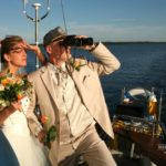jahta kāzās