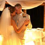 jaunā pāra deja kāzās