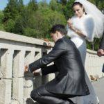 kāzas Siguldā, Līvkalni