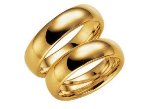 Dzeltenā zelta laulību gredzeni, laulību gredzeni, gredzeni