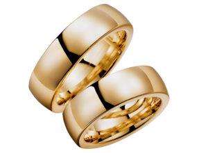 Rozā zelta laulību gredzeni, laulību gredzeni, gredzeni