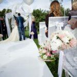 kāzas pie dabas