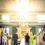 kāzu ceremonija, Turaidas baznīca