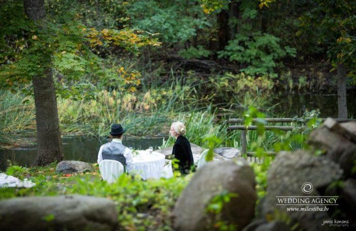 kāzas Siguldā, Siguldas kāzas