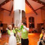 kāzas Pļavnas viesu namā