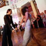 kāzu dejotāji