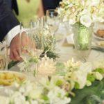 kāzu floristika, Mazsālijas muiža