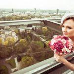 kāzas uz Rīgas terases